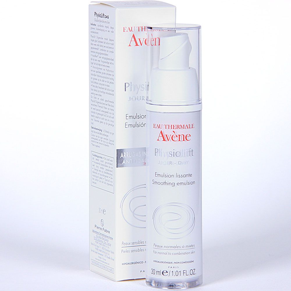 Avene physiolift emulsión día alisante x 30ml