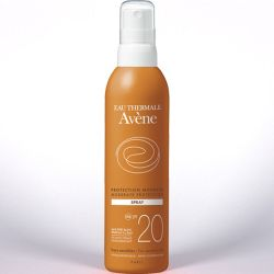 Avene solar spf20 spray x 200ml