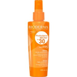 Bioderma photoderm bronz spf30 spray x 200ml