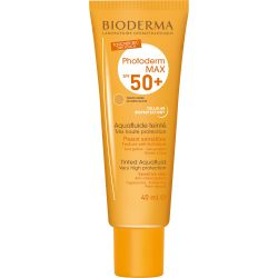 Bioderma photoderm max aquafluide spf50+ x 40ml