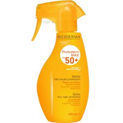 Bioderma photoderm max spf50+ spray x 400ml