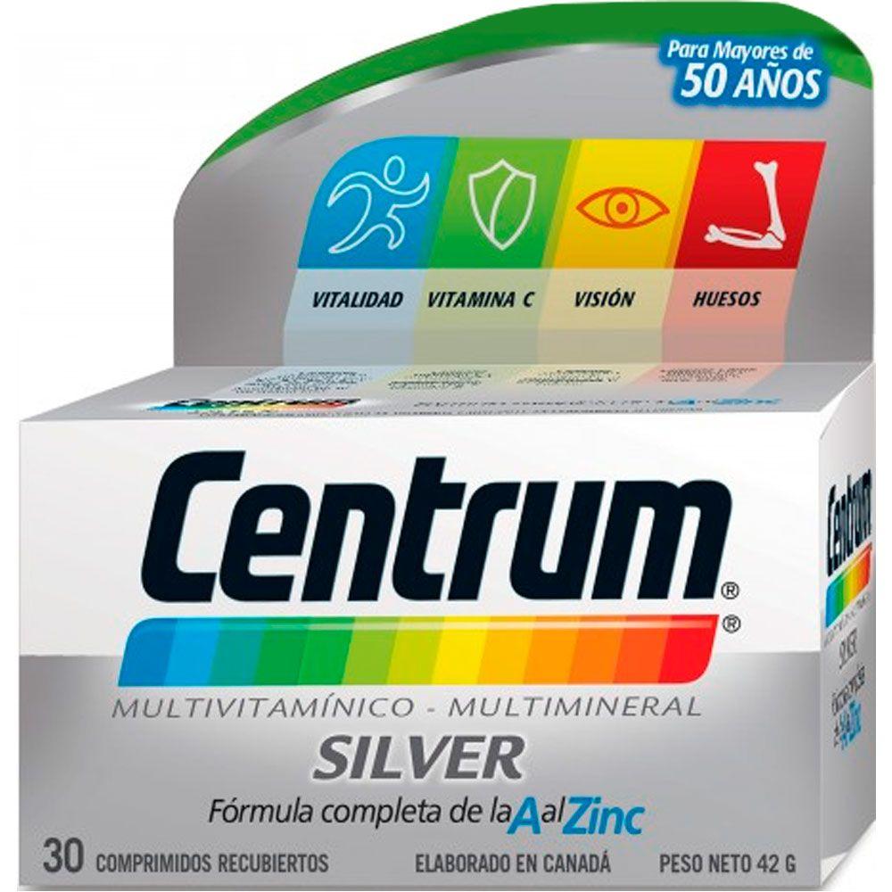 dec265d523b7 Centrum silver +50 años - Farmacia Leloir - Tu farmacia online las 24hs