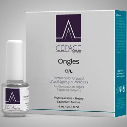 Cepage ongles fortalecedor ungueal x 4ml