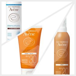 Combo 2 avene solar crema30+spray20+post solar