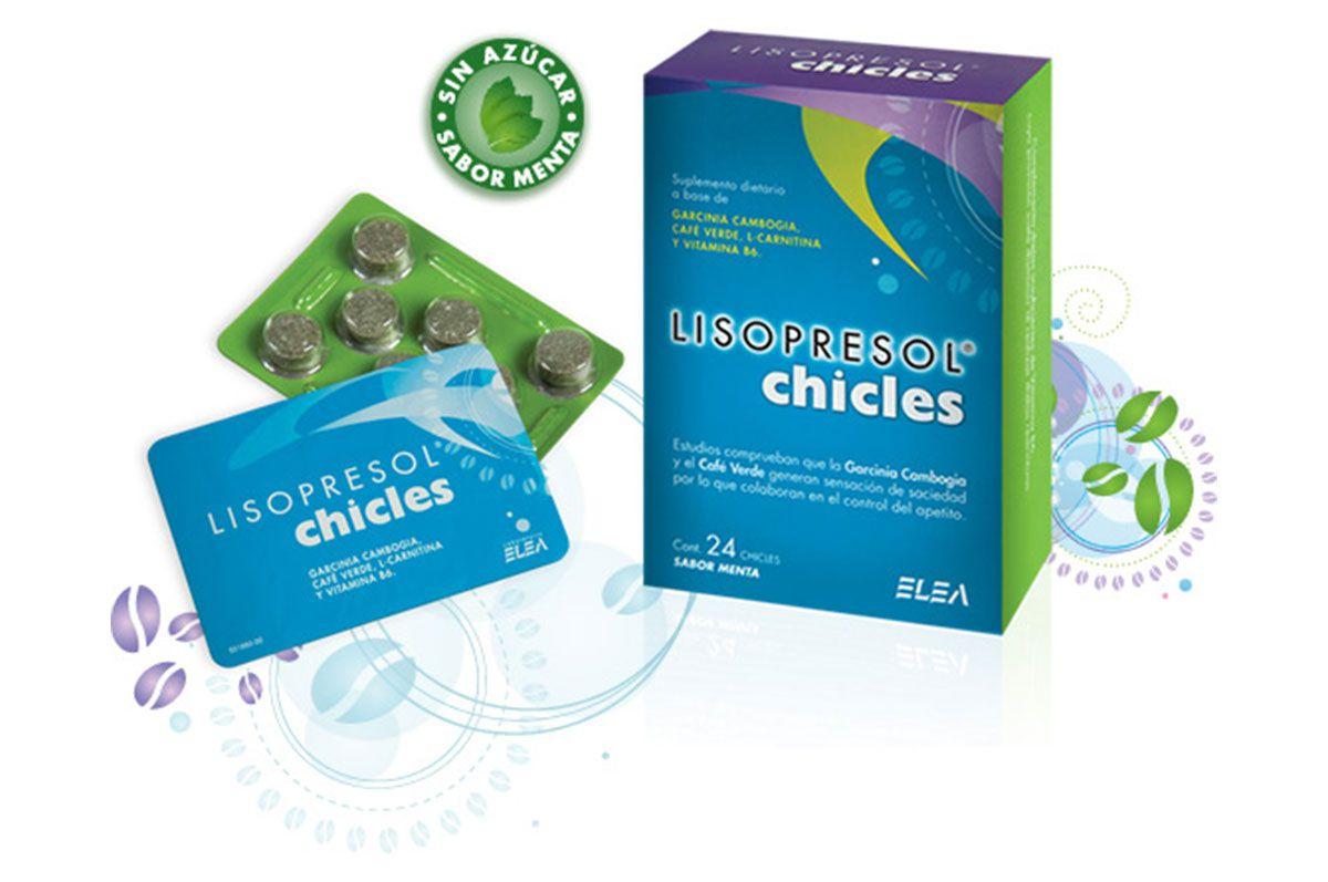 Lisopresol x 60 comprimidos + Lisopresol x 24 chicles