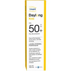 Daylong fps50+ kids facial corporal x 150ml