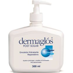 Dermaglós post solar emulsión x 300ml