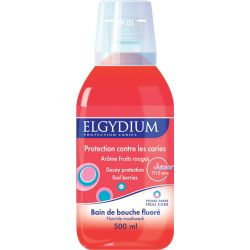 Elgydium enjuague bucal junior x 500ml