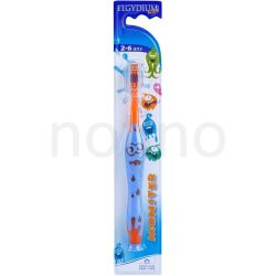 Elgydium kids monster cepillo dental 2 a 6 años