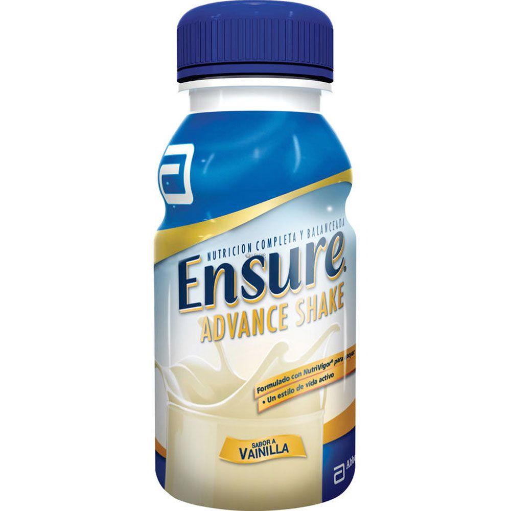 Ensure advance shake bebible x 237ml - Farmacia Leloir
