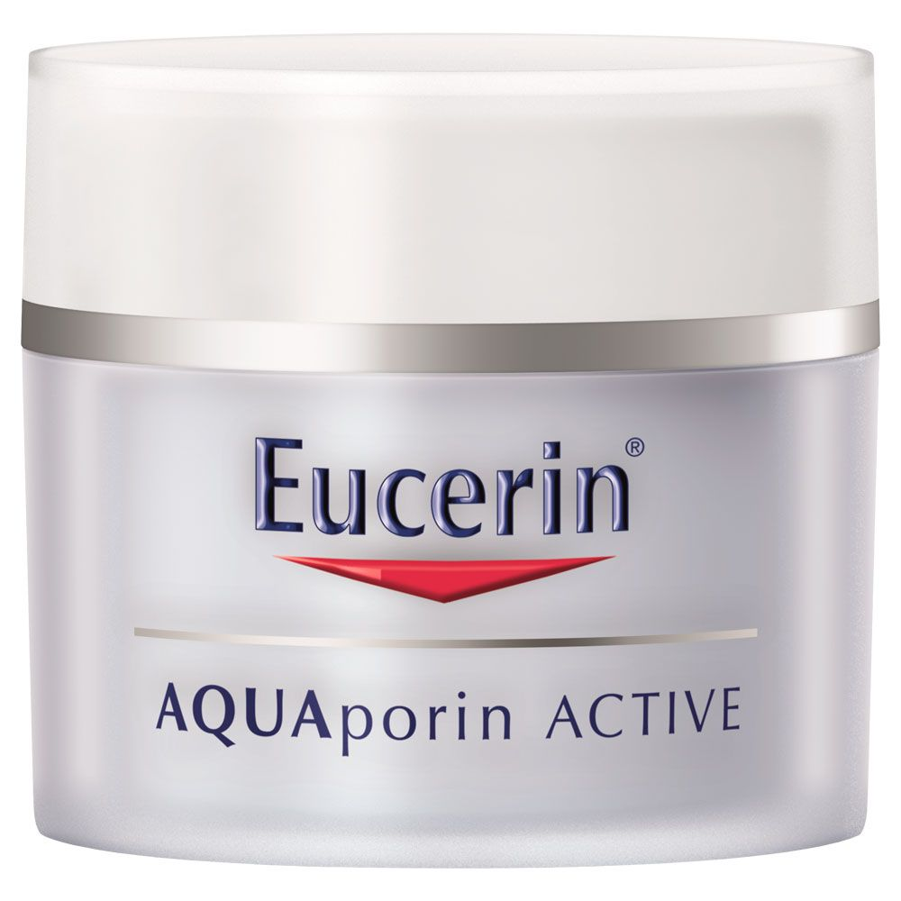 eucerin aquaporin active para para piel normal a mixta