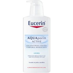 Eucerin aquaporin active loción x 400ml