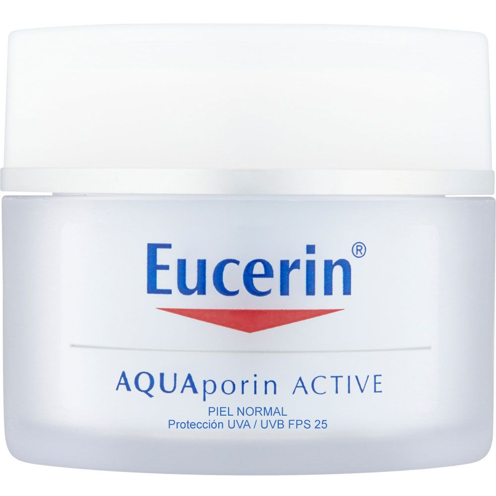 Eucerin aquaporin fps25 hidratante piel normal