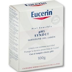 Eucerin ph5 syndet barra x 100 gramos