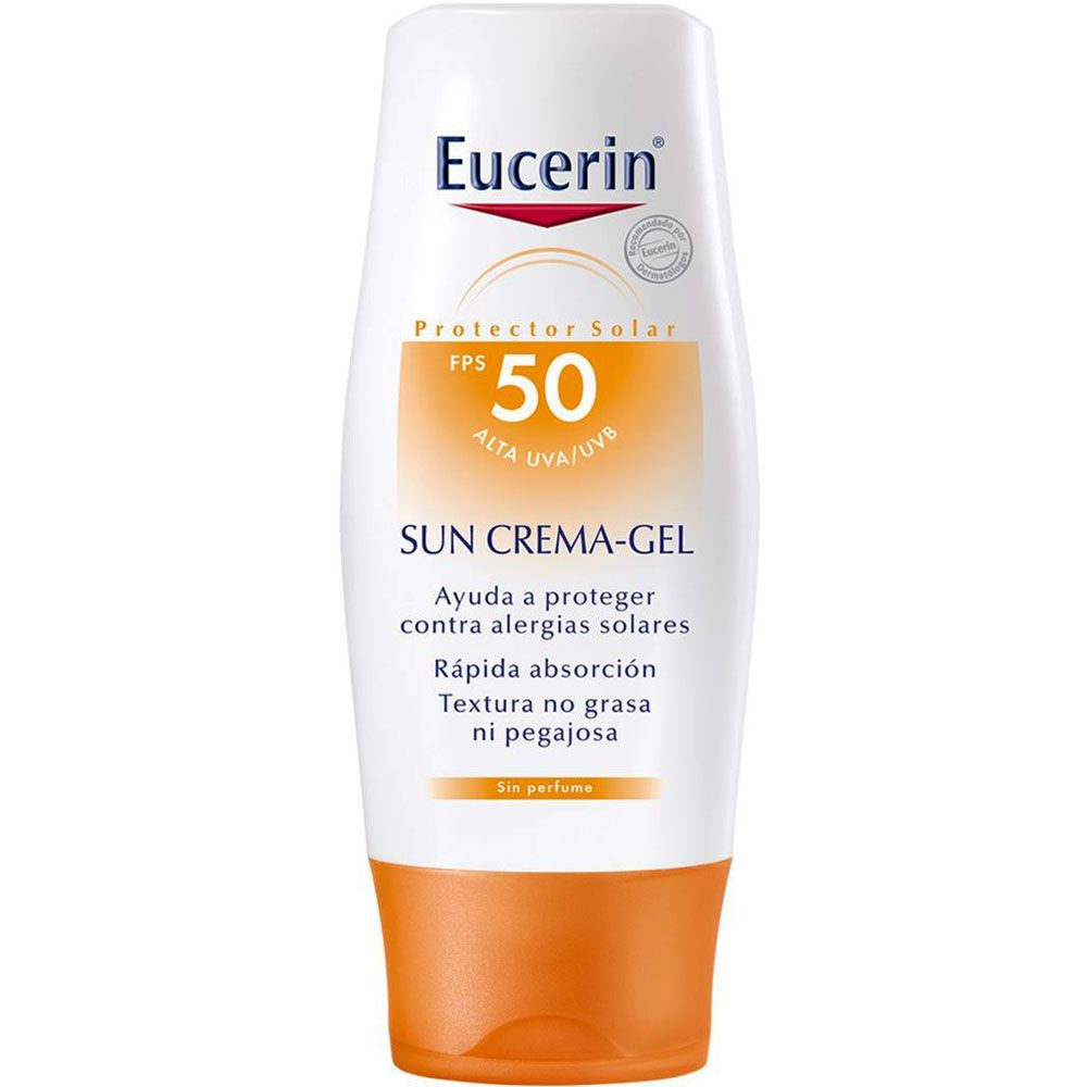 Eucerin sun fps50 allergy protection crema gel