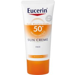 Eucerin sun fps50+ crema facial x 50ml