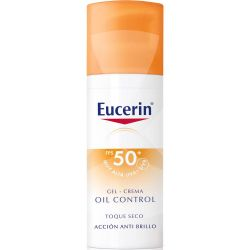 Eucerin sun fps50 oil control facial x 50ml