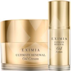 Eximia ultimate renewal oil cream + oil serum