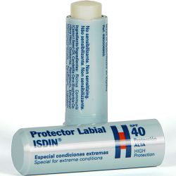 Fotoprotector isdin spf40 stick labial x 4 gramos