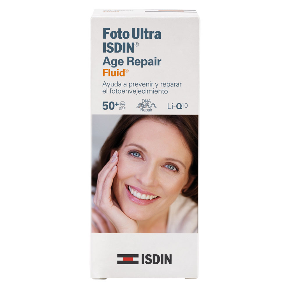 Fotoultra isdin spf50+ age repair fluid
