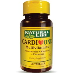 Good n natural cardi one multivitamins x 60 comp