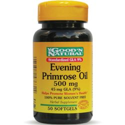 Good n natural evening primrose oil x 50 cápsulas