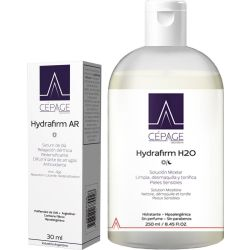 Hydrafirm ar serum x 30ml + hydrafirm h20 x 250ml