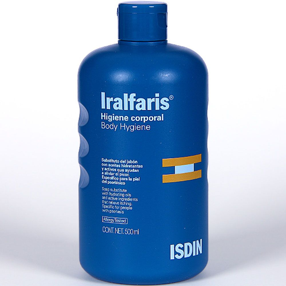 Iralfaris higiene corporal x 500ml