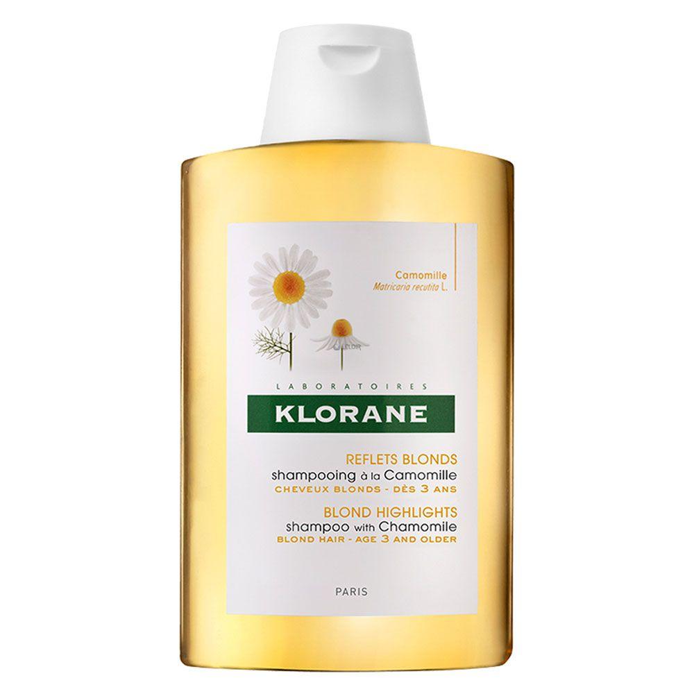 Klorane Shampoo Camomila Manzanilla Para Cabellos Rubios Farmacia Leloir Tu Farmacia Online Las 24hs