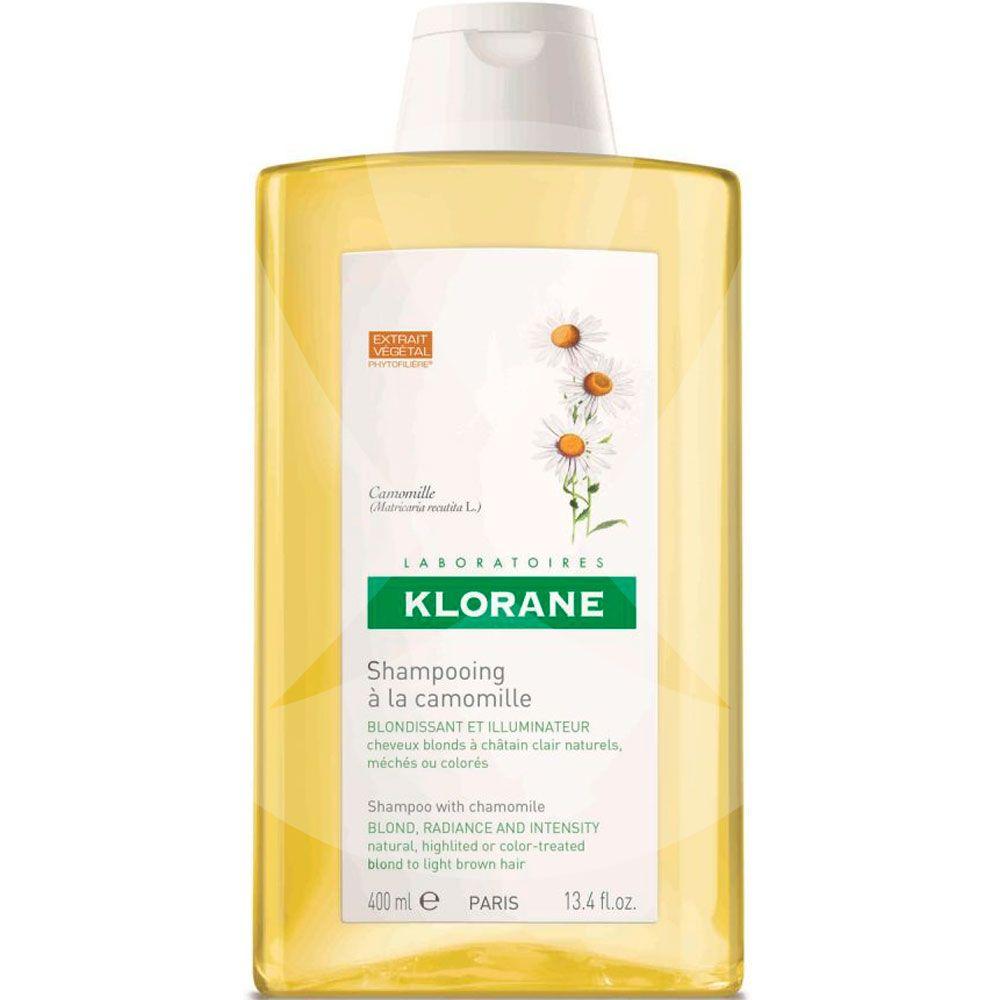 Klorane shampoo camomila / manzanilla - Farmacia Leloir