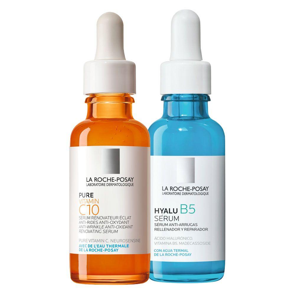 La Roche Posay Rutina Antiedad Iluminadora Antioxidante Farmacia Leloir Tu Farmacia Online Las 24hs