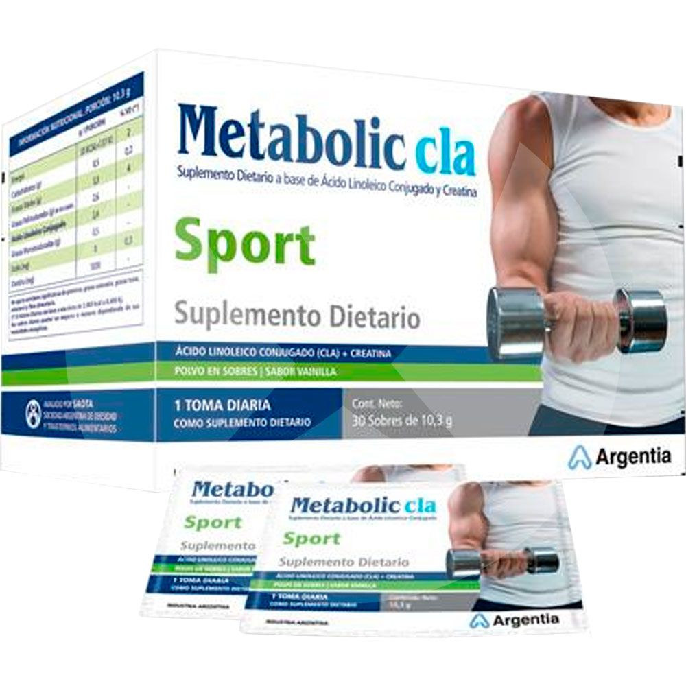 como tomar metabolic cla para adelgazar