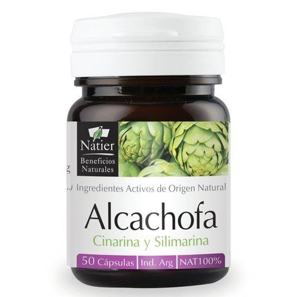 alcachofa para adelgazar tabletas graficas