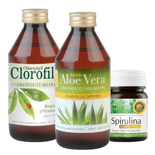 Equilibra Detox 4 Action 500ml+Aloe Vera Extra 500ml+Cana Cadou