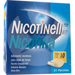 Nicotinell parches de nicotina x 21