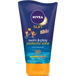 Nivea sun kids swim & play fps60 x 150ml