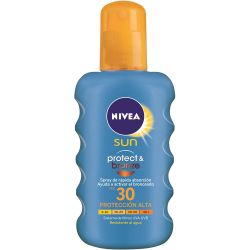 Nivea sun protect & bronze spray fps30 x 200ml