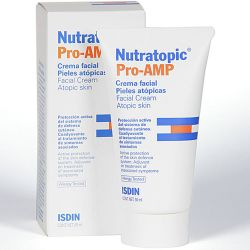 Nutratopic pro amp crema facial x 50ml