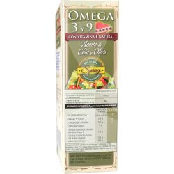 Omega 3 y 9 spray nutridable x 100ml
