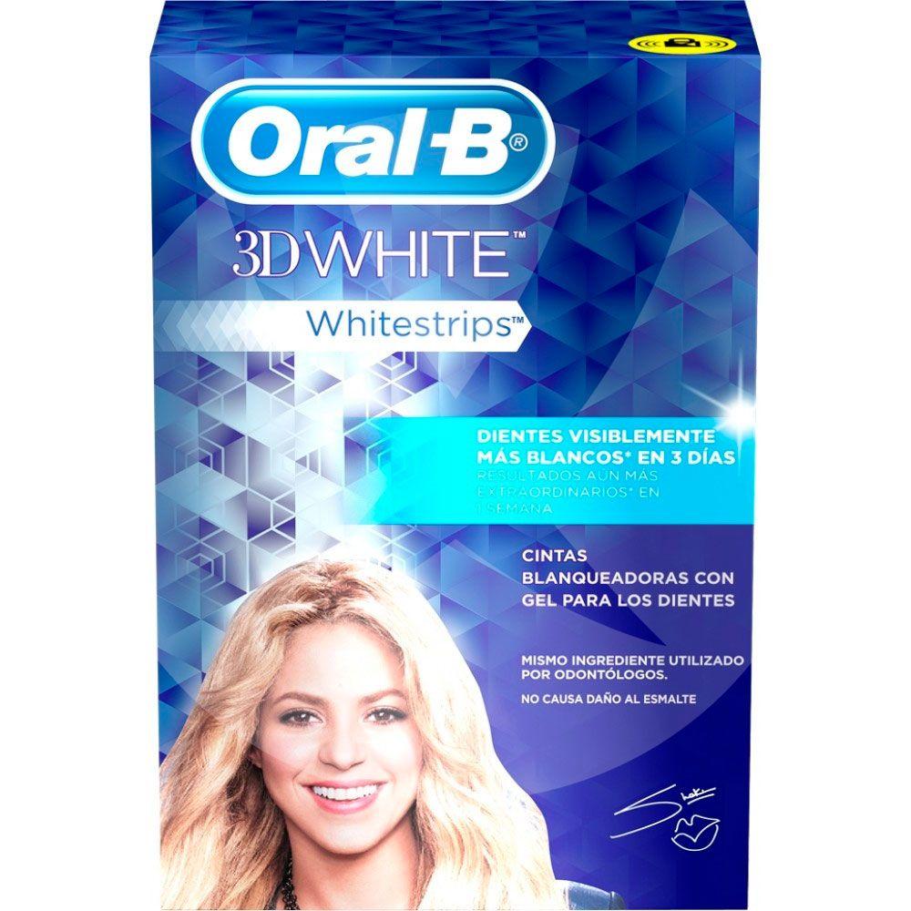 oral b tiras blanqueadoras 3d white whitestrips farmacia. Black Bedroom Furniture Sets. Home Design Ideas