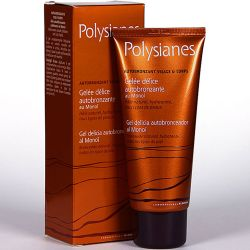Polysianes gel crema autobronceador x 100ml