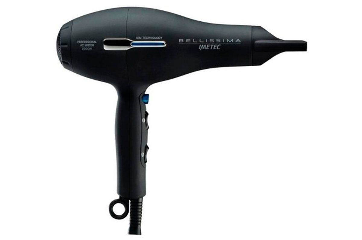 Bellissima secador de pelo profesional p2 2200 motor ac cool shot farmacia leloir tu - Secador de pelo ...