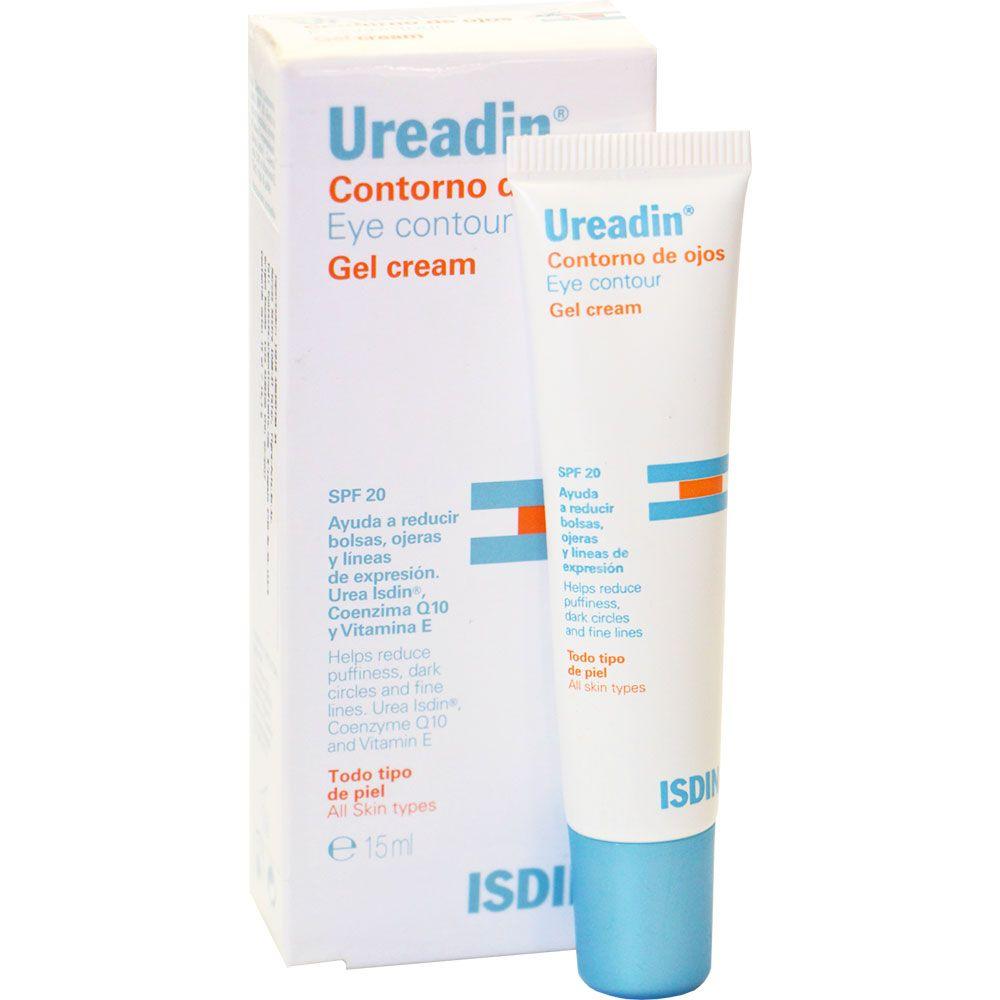 Ureadin contorno de ojos gel crema x 15ml - Farmacia
