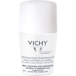 Vichy desodorante roll on anti-transpirante