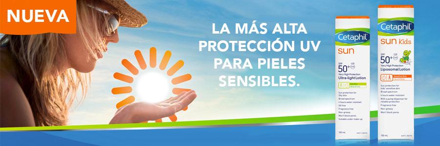 Cetaphil Protectores Solares