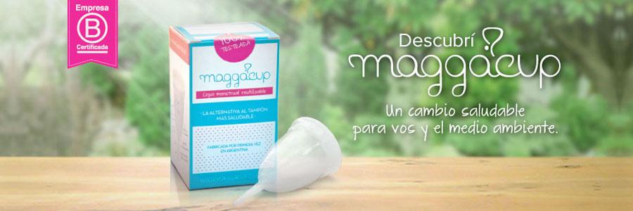 Maggacup copitas menstruales