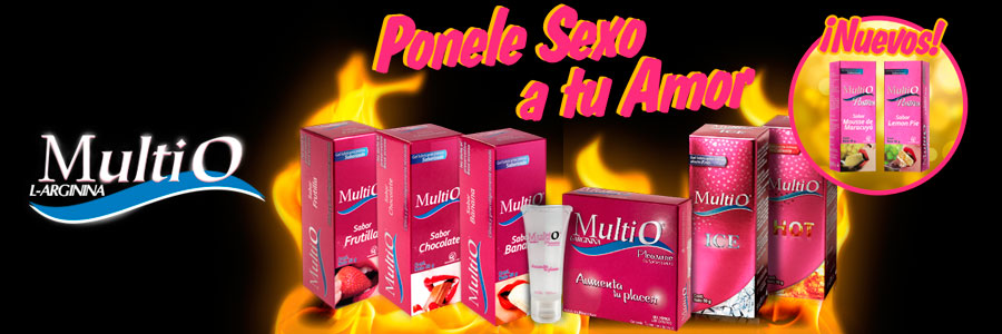MultiO Geles lubricantes íntimos